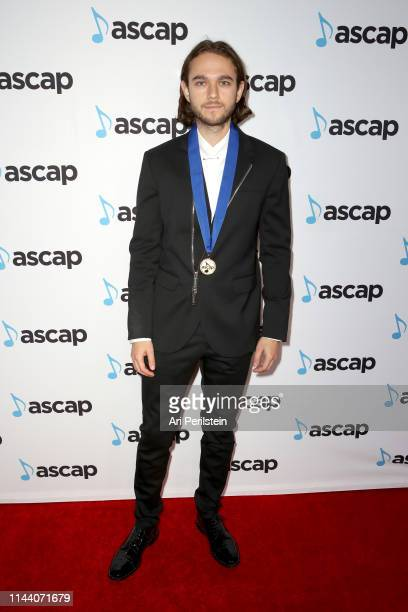 Zedd attends the ASCAP 2019 Pop Music Awards at The Beverly Hilton Hotel on May 16 2019 in Beverly Hills California