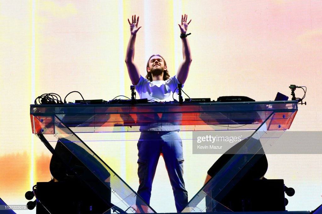 2019 Coachella Valley Music And Arts Festival - Weekend 1 - Day 3 : ニュース写真