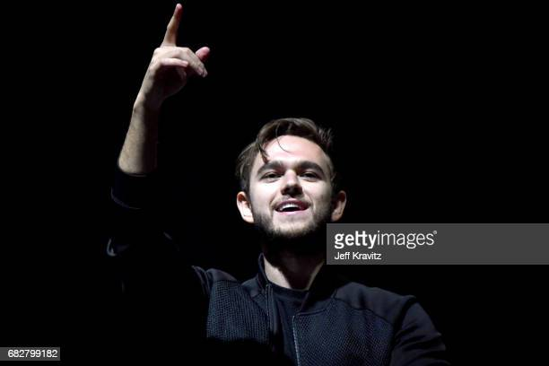 Zedd performs onstage during 1027 KIIS FM's 2017 Wango Tango at StubHub Center on May 13 2017 in Carson California