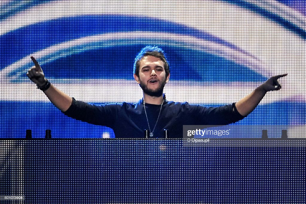 Zedd performs onstage during Z100's iHeartRadio Jingle Ball 2015 at Madison Square Garden on December 11, 2015 in New York City.