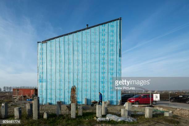 Zeeburgeiland Amsterdam Zelfbouw series extras Various Netherlands Architect various 2015