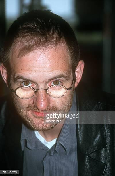 Zeichner Designer D, Erfinder des 'Moorhuhn', Porträt, Januar 2002