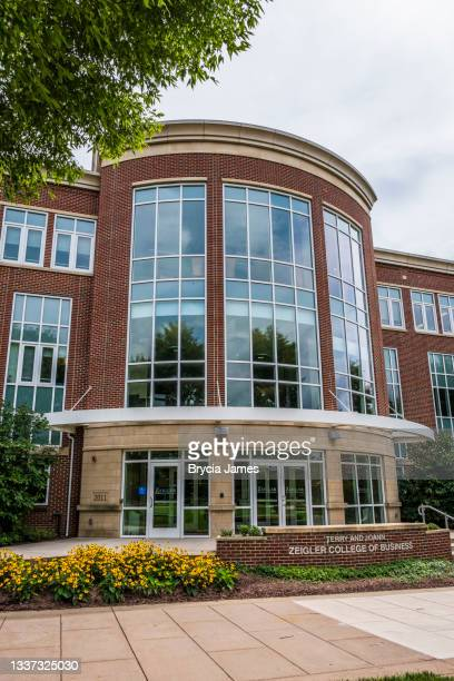 zeigler college of business at bloomsburg university - brycia james stock pictures, royalty-free photos & images