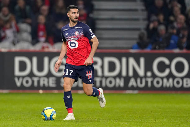 Lille v Olympique Marseille - French League 1