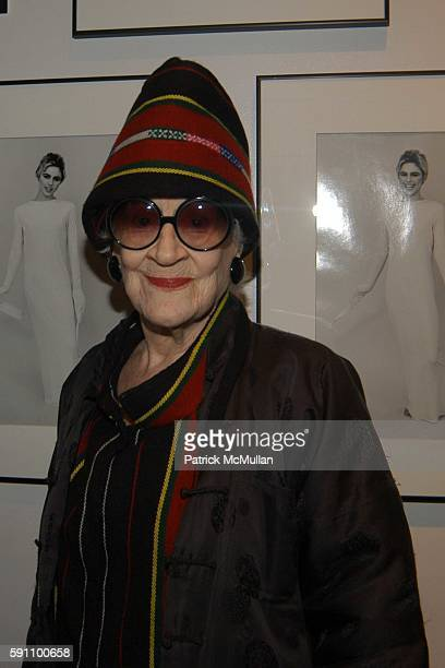 Zelda Kaplan attends Edie Sedgwick Unseen Photographs of a Warhol Superstar Opening Reception Hosted by Misha Sedgwick at 111 4th Avenue on February...
