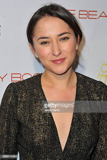 Zelda Williams arrives at 'The Beauty Book For Brain Cancer' edition 2 launch party at Le Jardin on December 3 2015 in Hollywood California