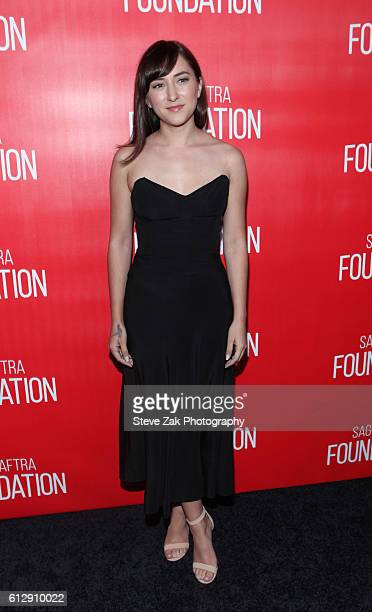 Zelda Williams attends The Grand Opening Of SAG-AFTRA Foundation's Robin Williams Center at SAG-AFTRA Foundation Robin Williams Center on October 5,...