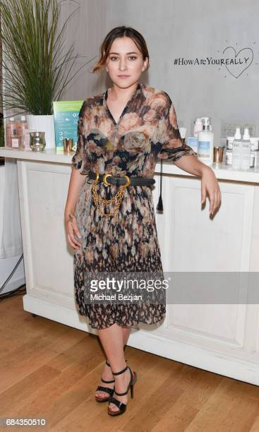 Zelda Williams attends Third Annual Hope and Grace Luncheon In Honor of Mental Health Awareness Month hosted by philosophy and Zelda Williams on May...