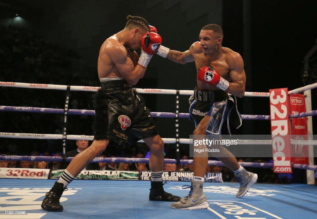 Josh Warrington v Kid Galahad - IBF World Featherweight Title Fight : News Photo