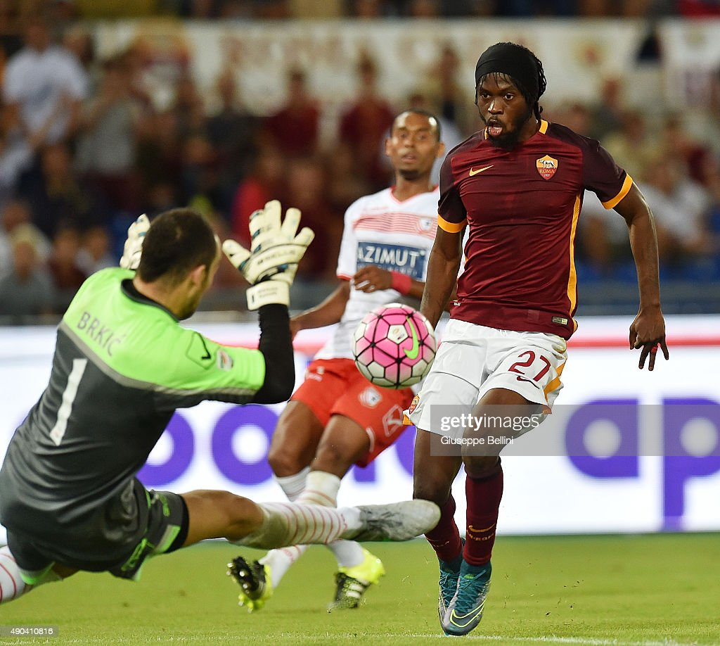AS Roma v Carpi FC - Serie A