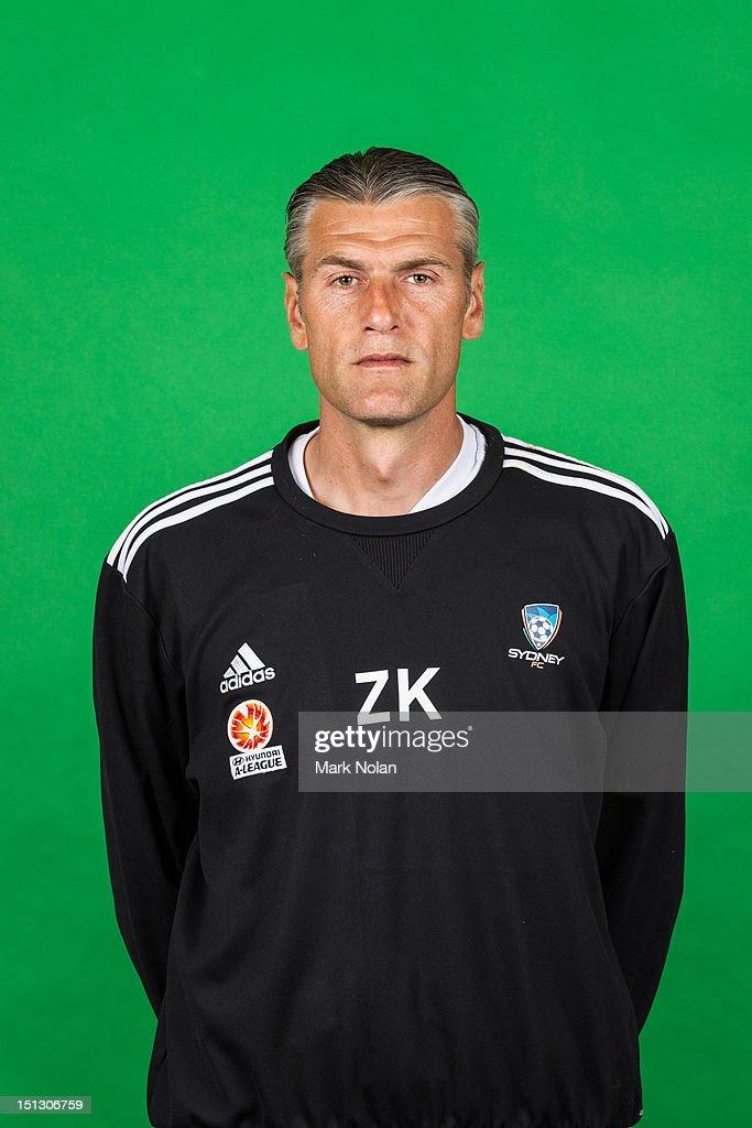 2012/13 Sydney FC Headshots