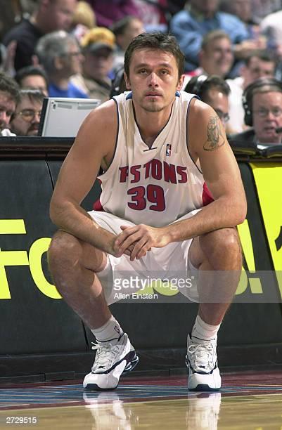 60 Top Detroit Pistons Zeljko Rebraca Pictures, Photos and Images