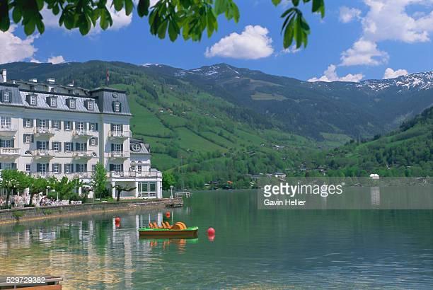 Zell am See, Hohe Tauern National Park region, Austria, Europe