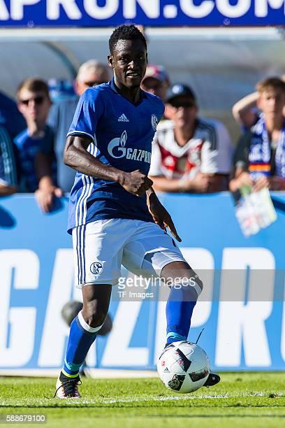 Zell am See Oesterreich Testspiel FC Schalke 04 AC Florenz Abdul Rahman Baba