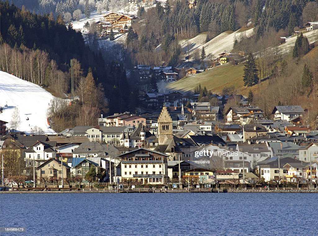 Zell Am See : Stock Photo