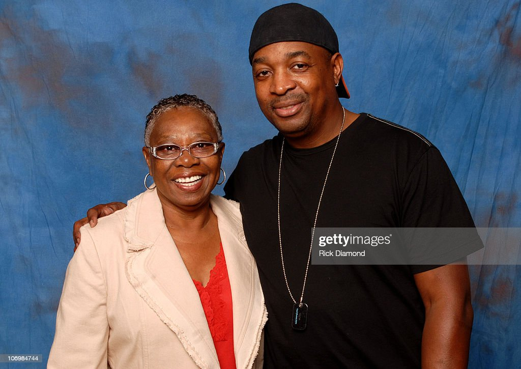 Zelma Redding - Wife of Otis Redding and Chuck D during Billboard R & B / Hip - Hop Conference - Day 3 at Renaissance Waverly Hotel in Atlanta, Georgia, United States.