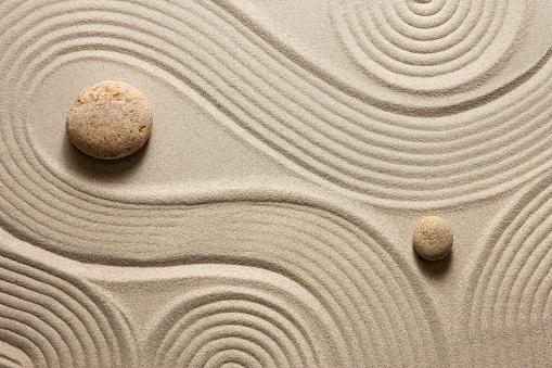 Zen garden 483147951