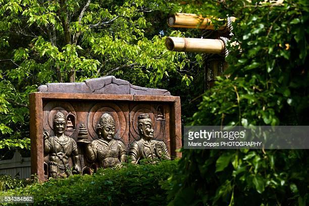 Zen Garden Scene
