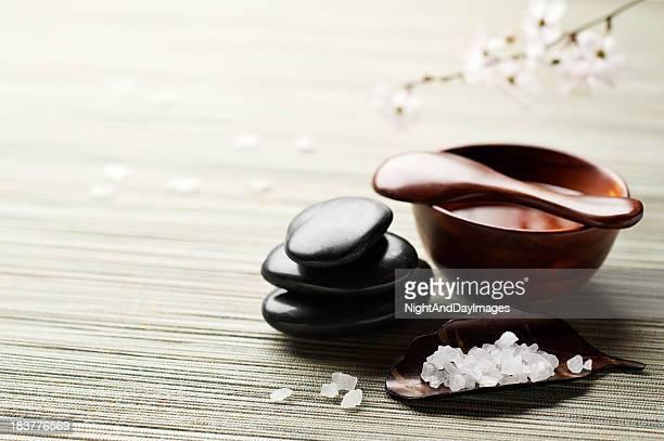 Zen Spa Rejuvenation Background