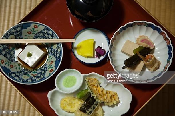 Zen Temple food or Shojin Ryori is vegetarian cuisine at its finest consisting of pickled seasonal vegetables and a variety of tofu dishes artfully...