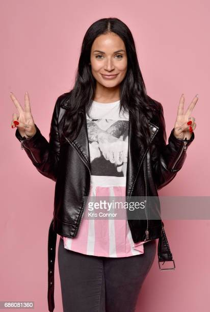Zena Foster attends Beautycon Festival NYC 2017 Portraits at Brooklyn Cruise Terminal on May 20 2017 in New York City
