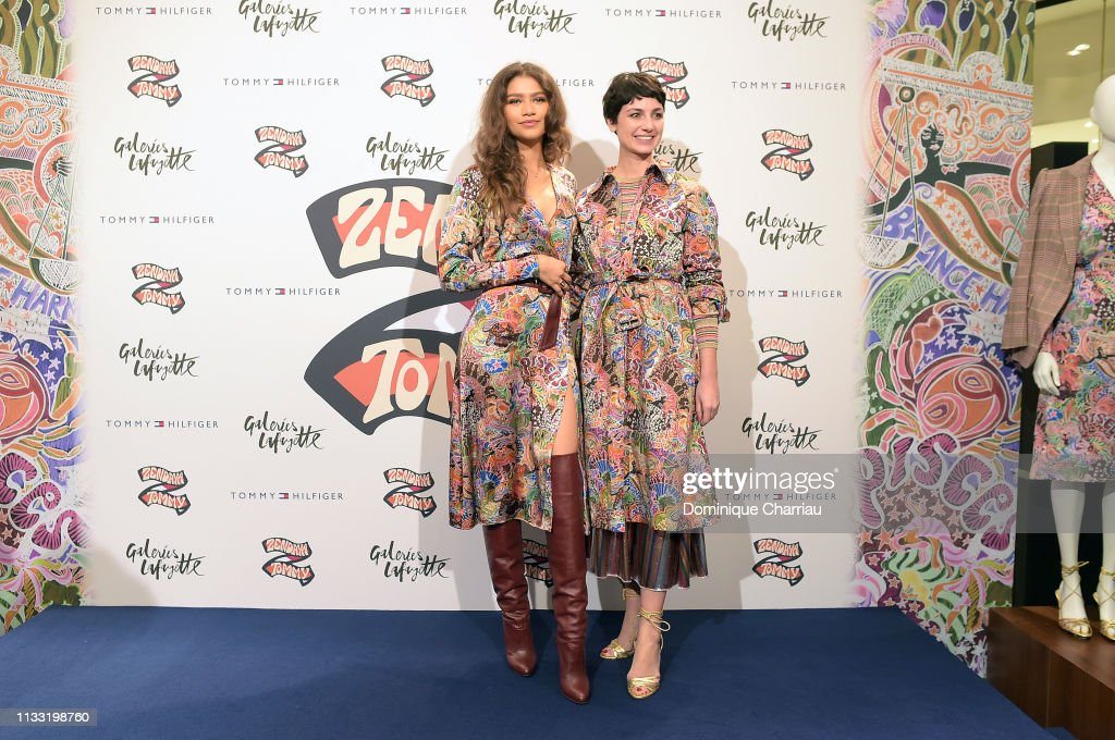 zendaya-and-eva-geraldine-fontanelli-seen-onstage-during-tommy-picture-id1133198760