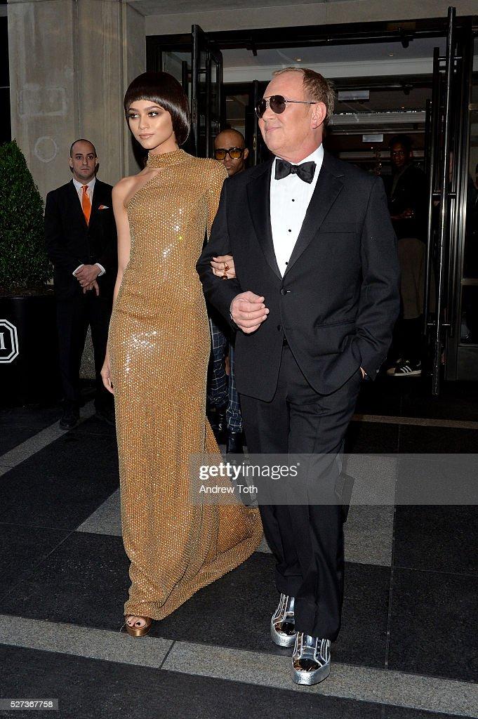 NY: The Mark Hotel Celebrates the 2016 Met Gala
