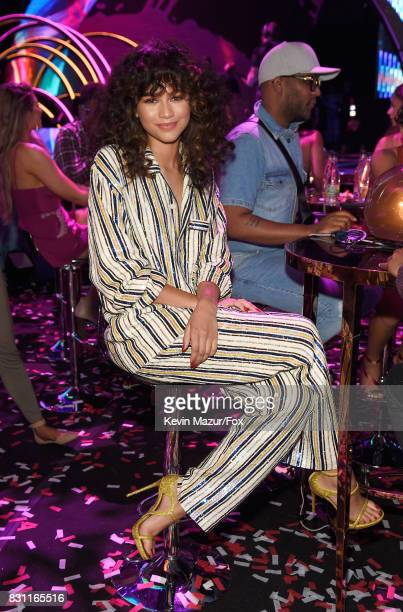 Zendaya attends Teen Choice Awards 2017 at Galen Center on August 13 2017 in Los Angeles California
