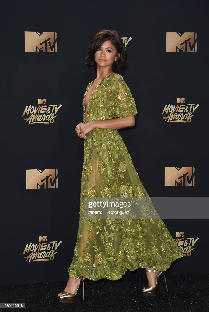 2017 MTV Movie And TV Awards - Arrivals : News Photo