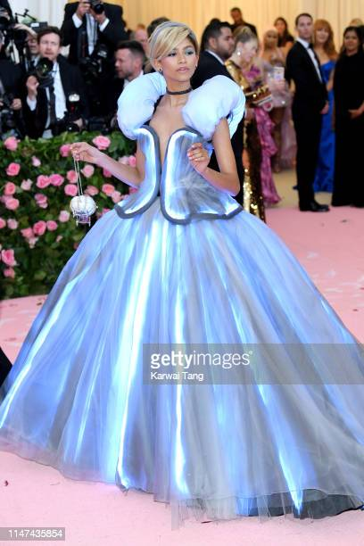 Zendaya attends The 2019 Met Gala Celebrating Camp Notes On Fashion at The Metropolitan Museum of Art on May 06 2019 in New York City