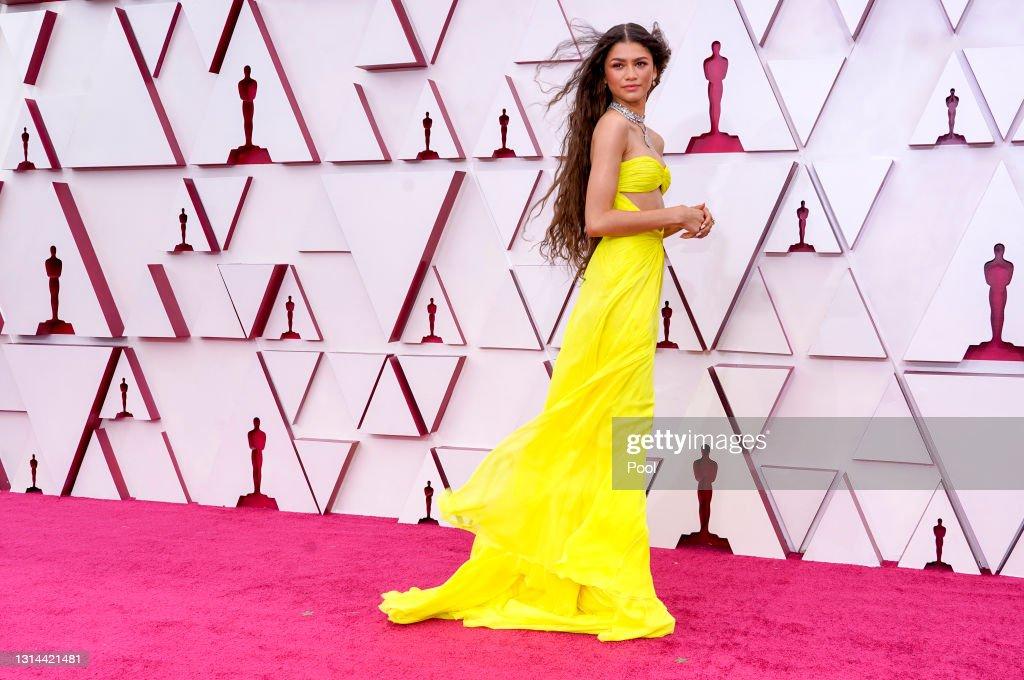 93rd Annual Academy Awards - Arrivals : News Photo
