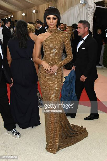 """Zendaya attends the """"Manus x Machina: Fashion In An Age Of Technology"""" Costume Institute Gala at Metropolitan Museum of Art on May 2, 2016 in New..."""