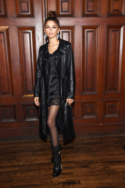 NY: Marc Jacobs Spring 2020 Runway Show - Arrivals