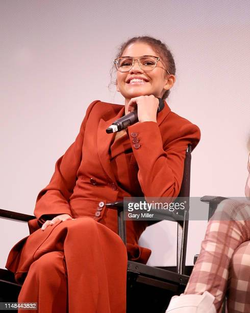 Zendaya attends the premiere of HBO's Euphoria during the ATX Television Festival at the Paramount Theatre on May 6, 2019 in Austin, Texas.