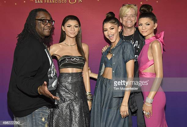 Zendaya Coleman Brothers And Sisters Zendaya Parents Stock ...