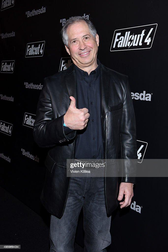 ZeniMax Media Chairman/CEO Robert A  Altman attends the