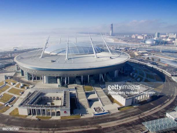 Zenit Arena stadium at St.Petersburg