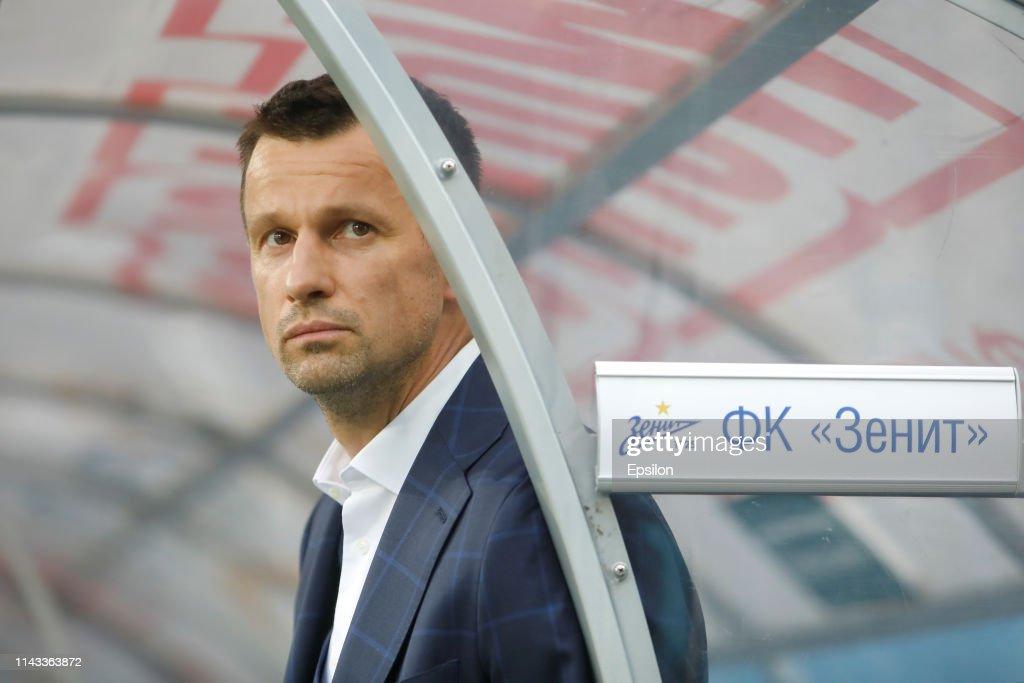 FC Zenit Saint Petersburg vs PFC CSKA Moscow - Russian Premier League : News Photo