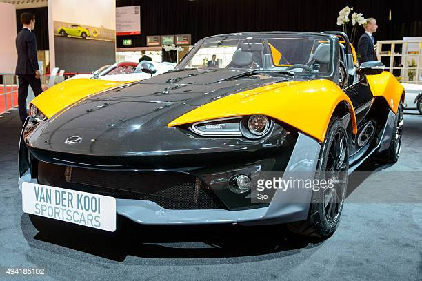 """zenos e10 sports car front view - """"sjoerd van der wal"""" or """"sjo"""" stock pictures, royalty-free photos & images"""