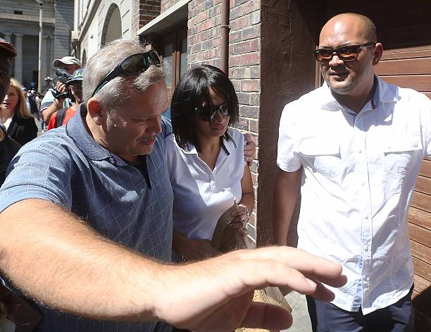 Zephany Nurse Kidnapping Trial South Africa Photos and