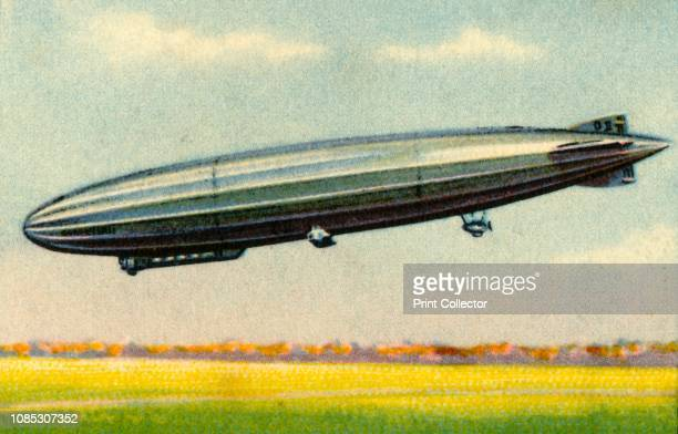 Zeppelin LZ 121 Nordstern German civilian airship a YClass zeppelin with a total length of 1308 metres LZ 121 was nicknamed Nordstern while in German...