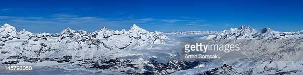 Zermatt Glacier paradise