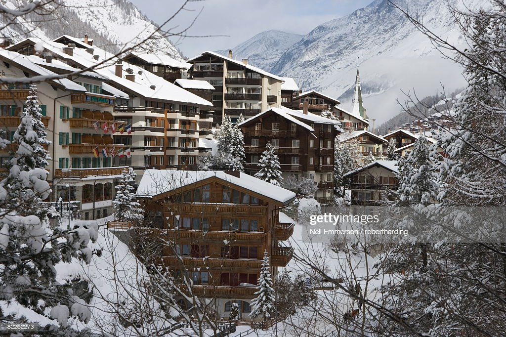 Zermatt, Switzerland, Europe : Stock Photo