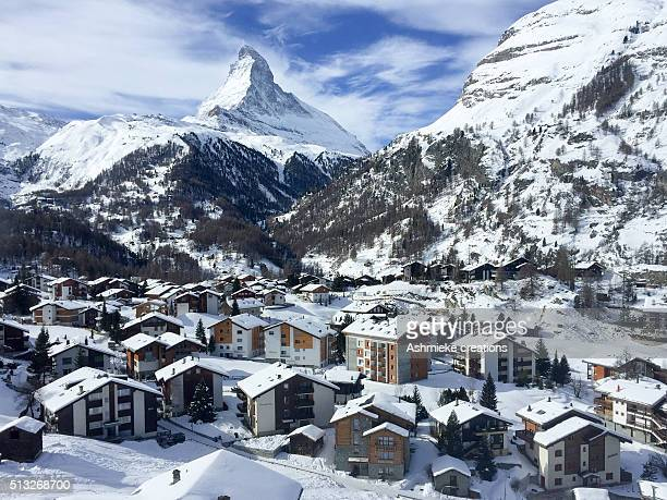 Zermatt Switzerland Matterhorn