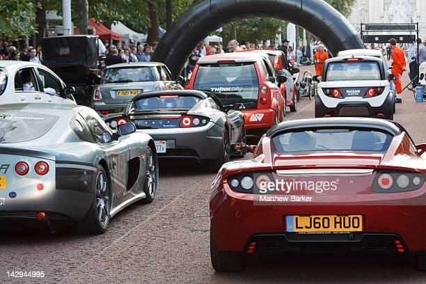 Zero emission traffic jam