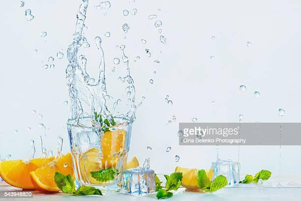 Zero gravity lemonade