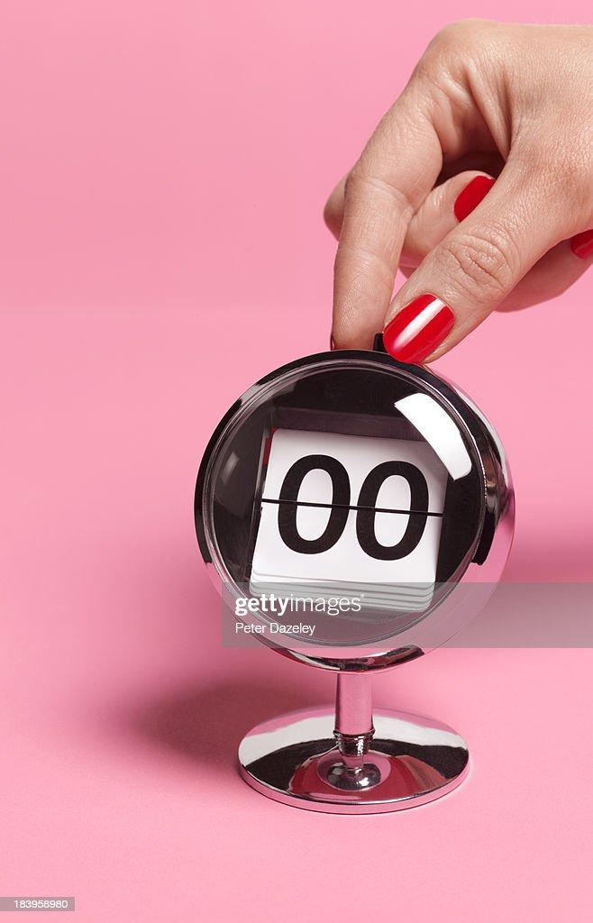 Zero hour contract : Stock Photo