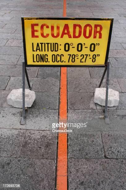 Zero latitude