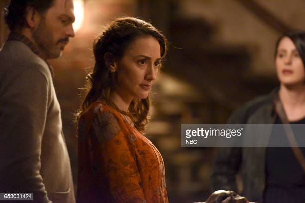 GRIMM Zerstorer Shrugged Episode 612 Pictured Bree Turner as Rosalee Calvert