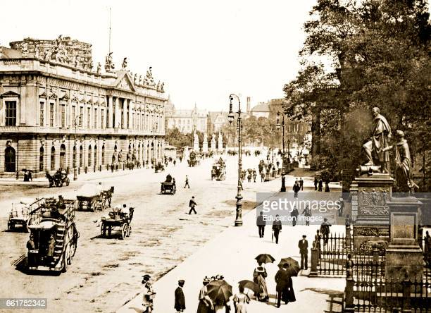 Zeughaus Old Arsenal Berlin Germany Vintage Photograph
